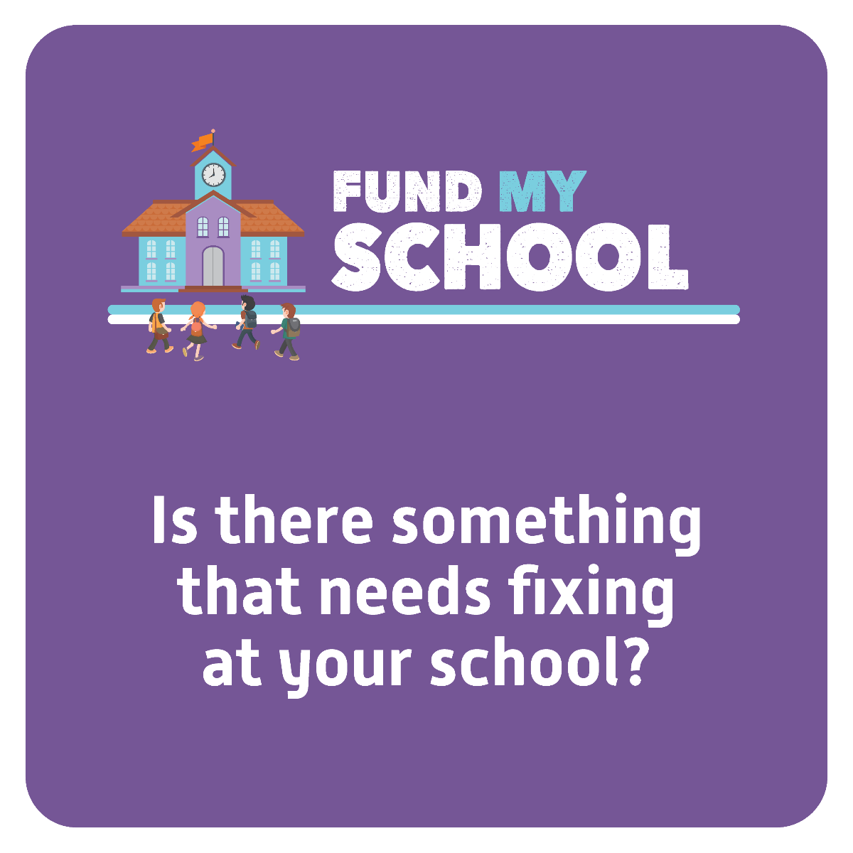 Fund Our Schools